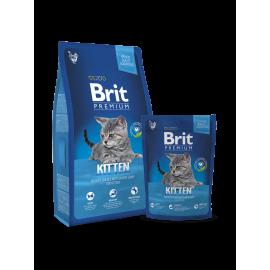 image of Brit Premium Cat Kitten 1.5KG