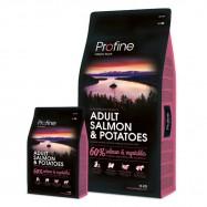 image of ADULT SALMON & POTATOES 3kg