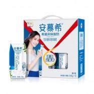 image of Magstore - 安慕希希腊风味酸奶(原味) 205g x 12