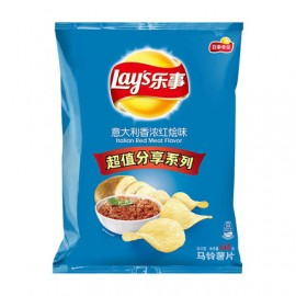 image of Magstore - Lay's 乐事马铃薯片意大利香浓红烩味