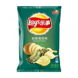 image of Magstore - Lay's 乐事马铃薯片岩烧海苔味