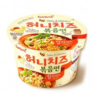 image of Magstore - Samyang Honey Cheese Fried Noodle