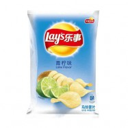 image of Magstore - Lay's 乐事马铃薯片青柠味