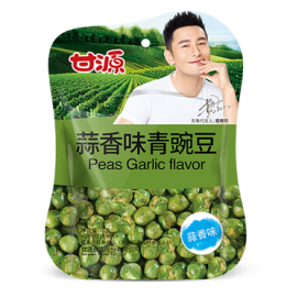 image of Magstore - 蒜香味青豌豆75g