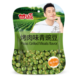 image of Magstore -烤肉味青豌豆75g