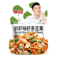 image of Magstore - 鲜虾味虾条豆果 75g