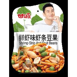 image of Magstore - 鲜虾味虾条豆果 75g