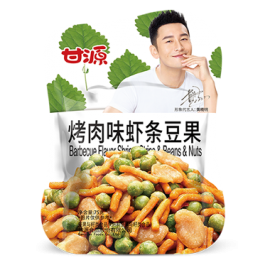 image of Magstore - 烤肉味虾条豆果 75g