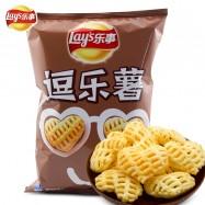 image of Magstore - LAY'S逗乐薯烤肉味70G