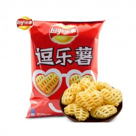 image of Magstore - LAY'S逗乐薯番茄味70G