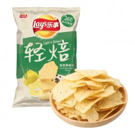image of LAY'S轻焙柚香黑椒味70G