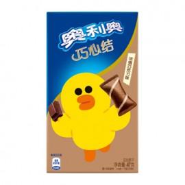 image of OREO CHOCOLATE FLV BITES 47G