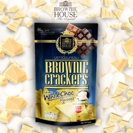 image of BROWNIE CRACKERS SWISS WHITE CHOC 55G