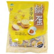 image of 昇田食品咸蛋麦芽饼500G