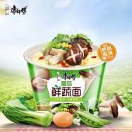 image of 康师傅蘑菇鲜蔬面109G