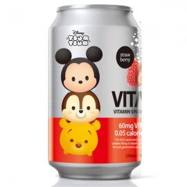image of VITANA 莓香维泉维他命气泡水 330ML