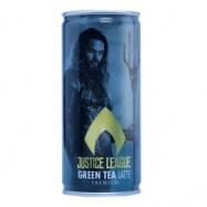 image of YHB JUSTICE LEAGUE GREEN TEA LATTE PREMIUM 210ML