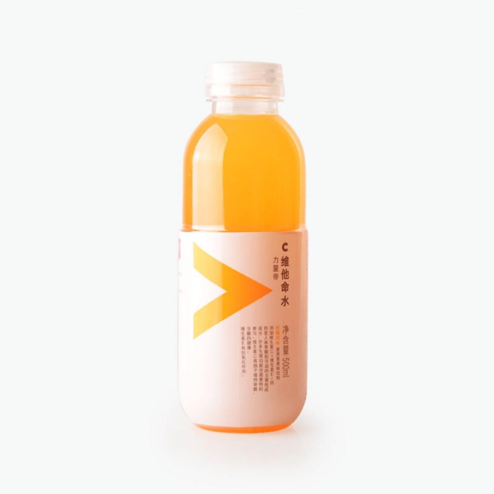 农夫山泉力量帝维他命水-柑橘风味 500ML