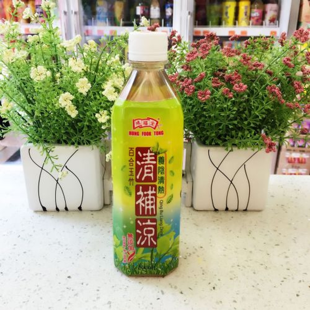 QING BU LIANG DRINK 500ML