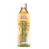 image of  	PEAR AND SEA COCONUT DRINK 500ML