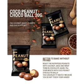 image of SUNNUTS PEANUT CHOCOBALL 20G