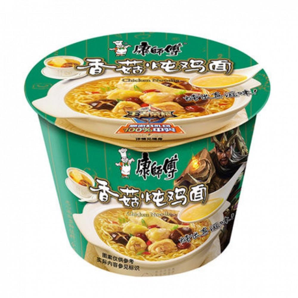MASTER KANG康师傅香菇炖鸡面桶面102g