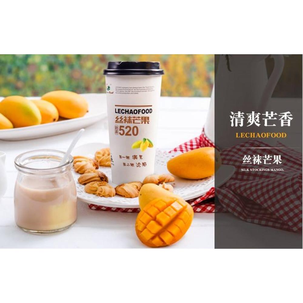 520丝袜芒果奶茶120G