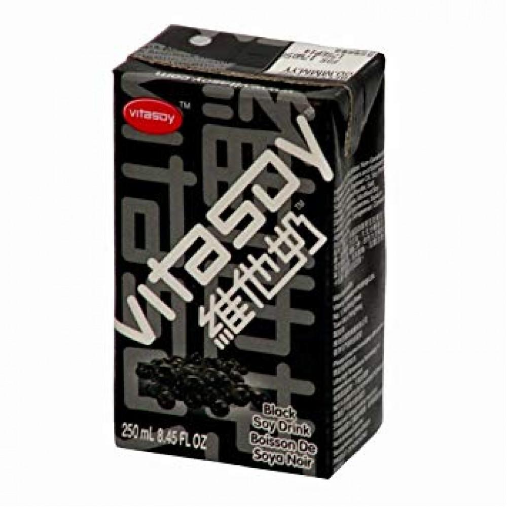 VITASOY BLACK SOY DRINK 250ML