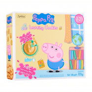 image of PEPPA PIG LEARNING COOKIES 100G
