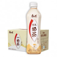 image of 康师傅 炼乳奶茶 500ML
