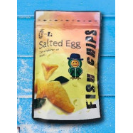 image of O-LI SALTED EGG FISH CHIPS 80G