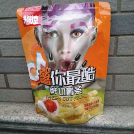 image of 抖音控薯你最酷咸蛋味马铃薯条16GX5包