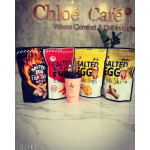 O-Li Salted Egg Snacks Promo Set (4 packs)
