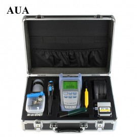 image of Fiber Optic FTTH Tool Kit FC-6S Fiber Cleaver Optical Power Box (S033)