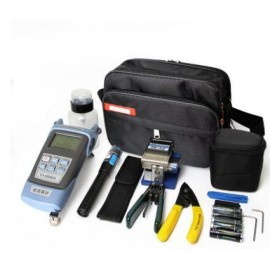 image of Fiber Optic FTTH Tool Kit FC-6S Fiber Cleaver and Optical Power (S034)