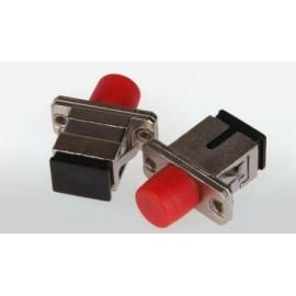 image of Fiber Optic FC-SC adapter joint Simplex single mode Multimode (S009)
