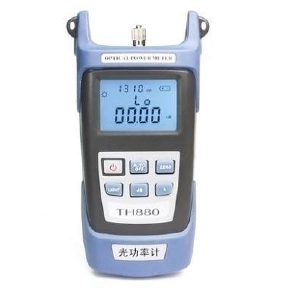 Optical Fiber Power Meter (S066)
