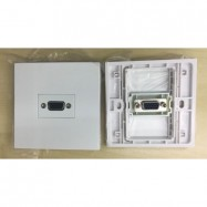 image of VGA SINGLE FACE PLATE (S106)