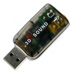 USB 2.0 SOUND CARD (S111)
