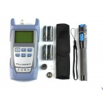 Fiber Optic FTTH Tool Kit with FC-6S Fiber Cleaver + 5X Tools (S108)