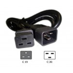 IEC C20 to IEC C19 16A 250V Power Cord 1.5mm 1.8Meter (S139)