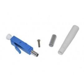 image of LC/ UPC Fiber Optic Connector Simplex Blue (S138)