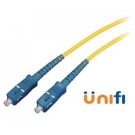 image of SC-SC Single Mode Fiber Optic Unifi Maxis Time 100 Meter (S127)