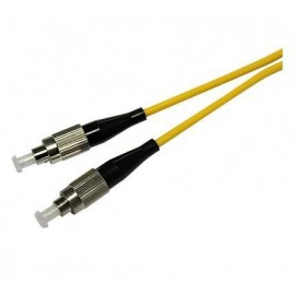 image of FC-FC Simplex 9/125 Fiber Optic Cable 3 meter (S156)