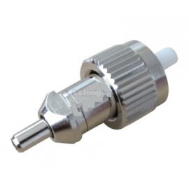 image of 2.5mm (F) to 1.25mm (M) Fiber Optic Tester Hybrid Adapter (S204)