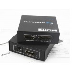 4K * 2K HDMI SPLITTER 1 IN TO 2 OUTPUT V1.4 + Adapter (S174)