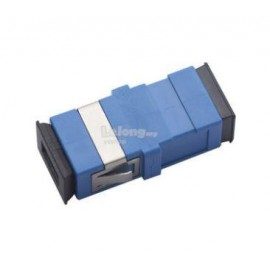 image of Fiber Optic SC SC Joint Simplex Coupler no holder (S226)