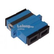 image of FIBER OPTIC SC to SC COUPLER DUPLEX SM JOINT ADAPTER (S209)
