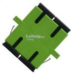 Fiber Optic SC SC APC MM Multimode Joint Duplex Coupler (S229)