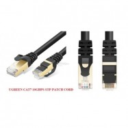 image of CAT710Gbps Cat 7 STP Patch cord LAN Gold plated Full Copp 2M (S248)